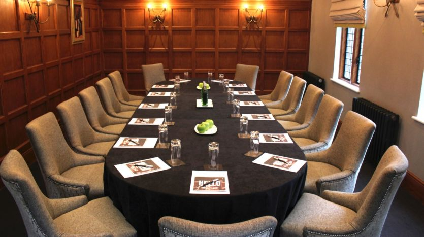Boardroom Langshott Manor