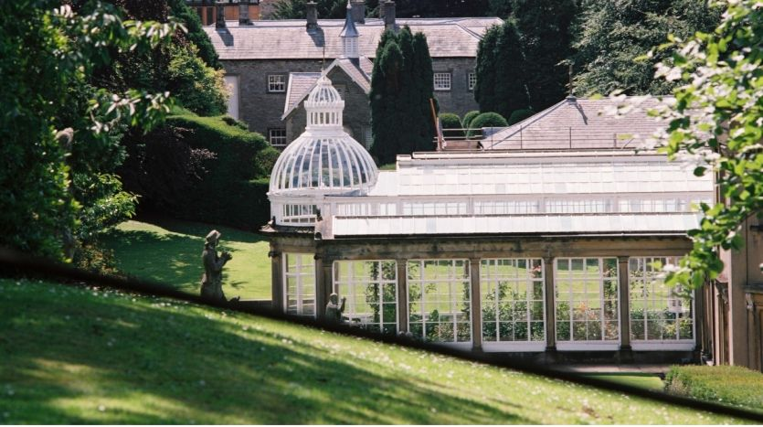 Conservatory exterior