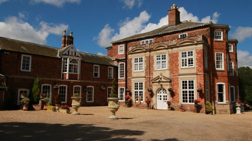 Manor House Lincolnshire