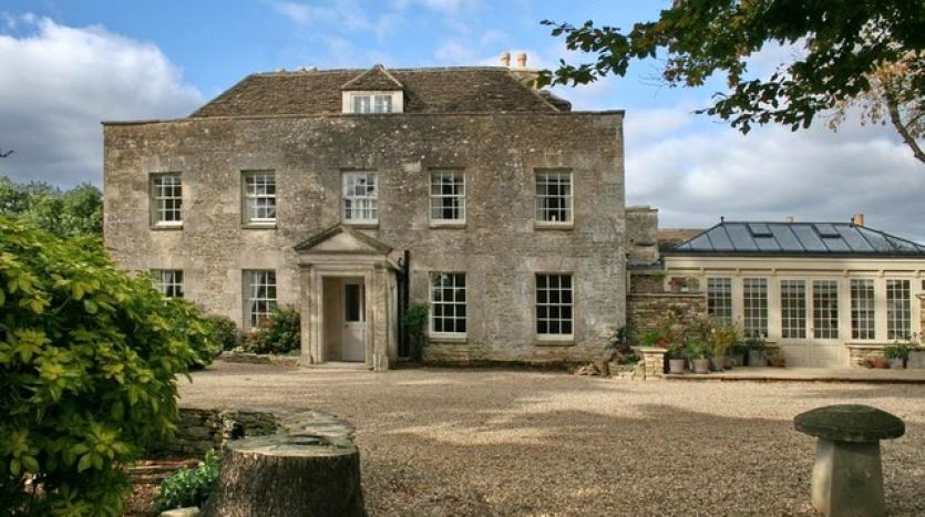 Pleasant Georgian Manor Cotswolds Overview Luxury House Rental Download Free Architecture Designs Scobabritishbridgeorg