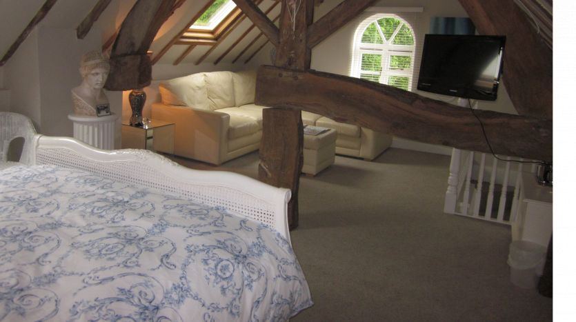 Coach House Bedroom