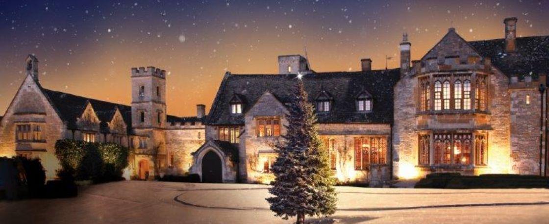 Getaways For Christmas