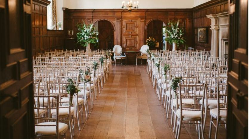 Reception in the Ballroom